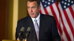 House Speaker (R) Representative John Boehner