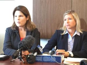 Santa Clara County Supervising District Attorney, Cindy Hendrickson & Deputy District Attorney, Lindsay Walsh