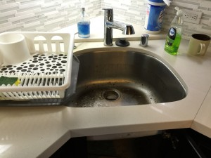 I was not pleased - one quick call assuaged my fears of costly repairs - Atlas Plumbing & Rooter Inc