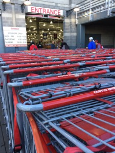 My favorite members-only warehouse selling a huge variety of items including bulk groceries, electronics & more. 450 10th St, San Francisco, CA 94103 #SoMa