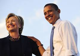 Clinton & Obama Campaign Together